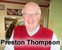 Preson Thompson Carpet and Flooring in Dickson, TN 37055